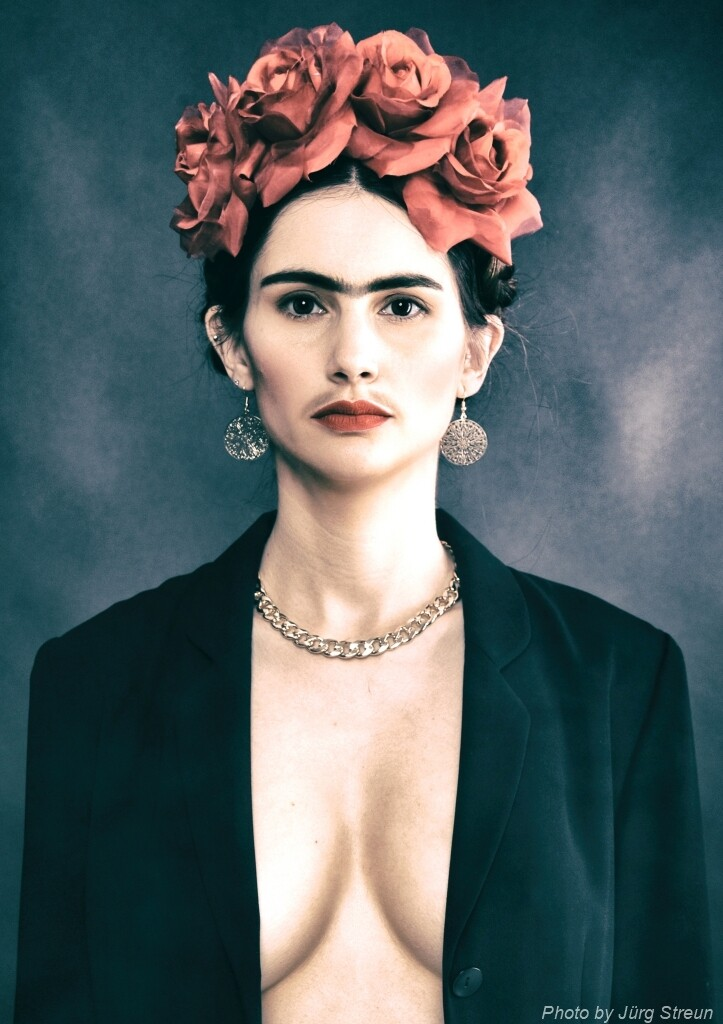 Claudia meets Frida 1