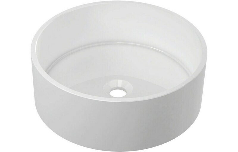 Hana 426mm Round Resin Washbowl