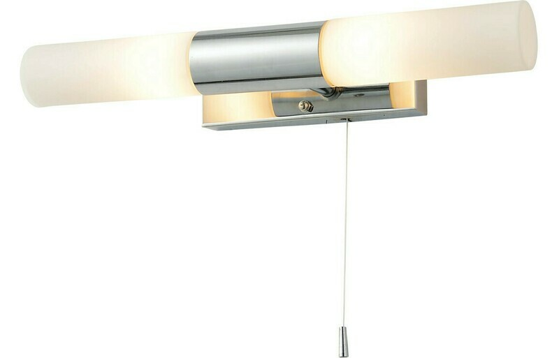 2 LIGHT WALL FITTING
