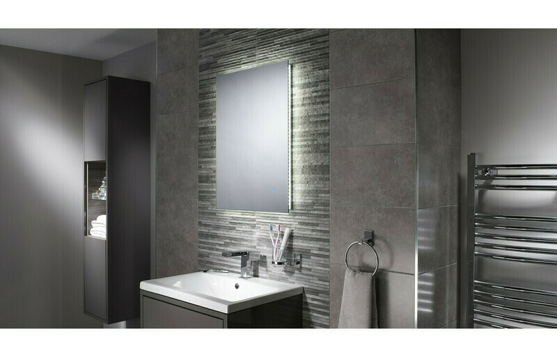 ADRASTEA 500X700MM BACKLIT LED MIRROR