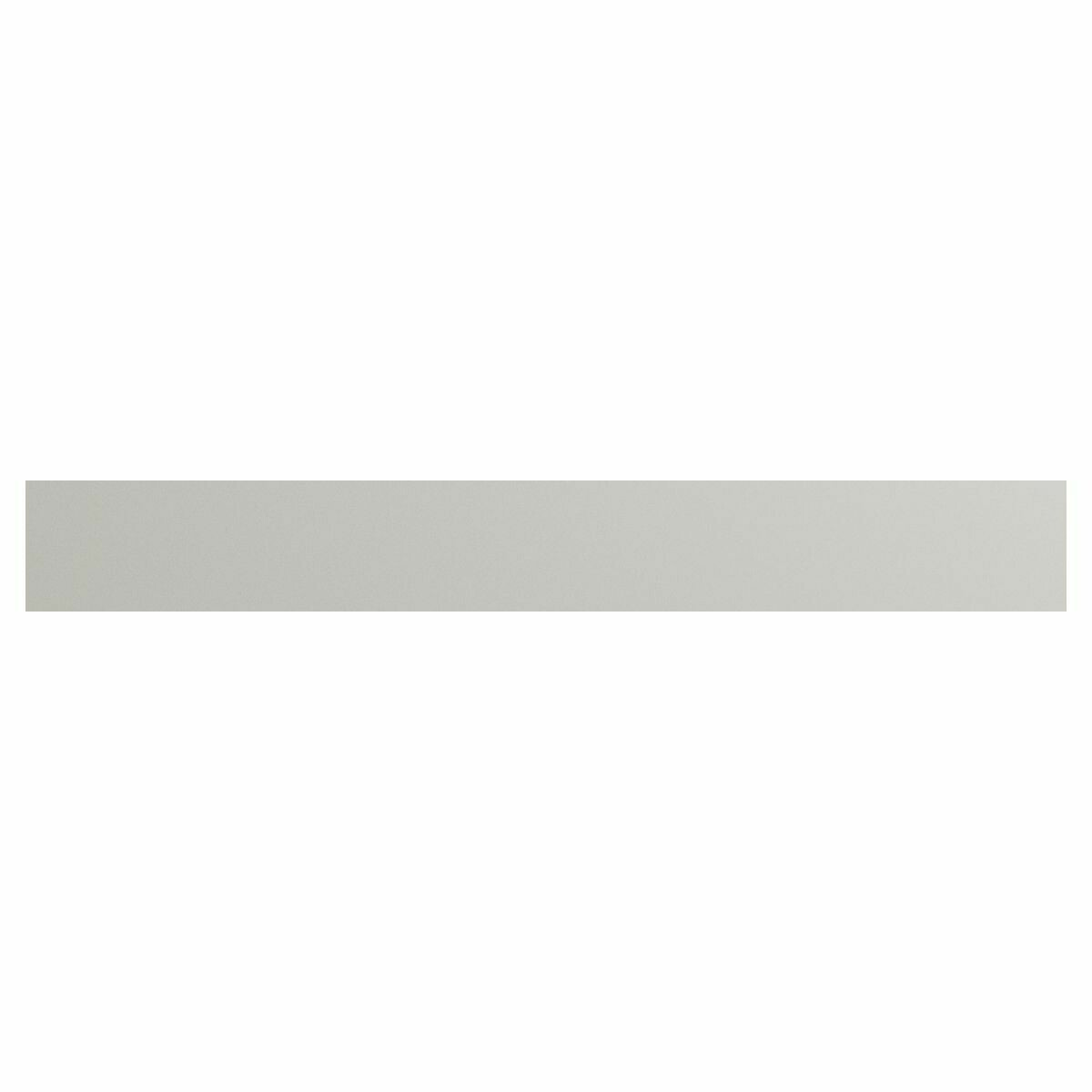 Valesso 2400mm Plinth - Pearl Grey Gloss