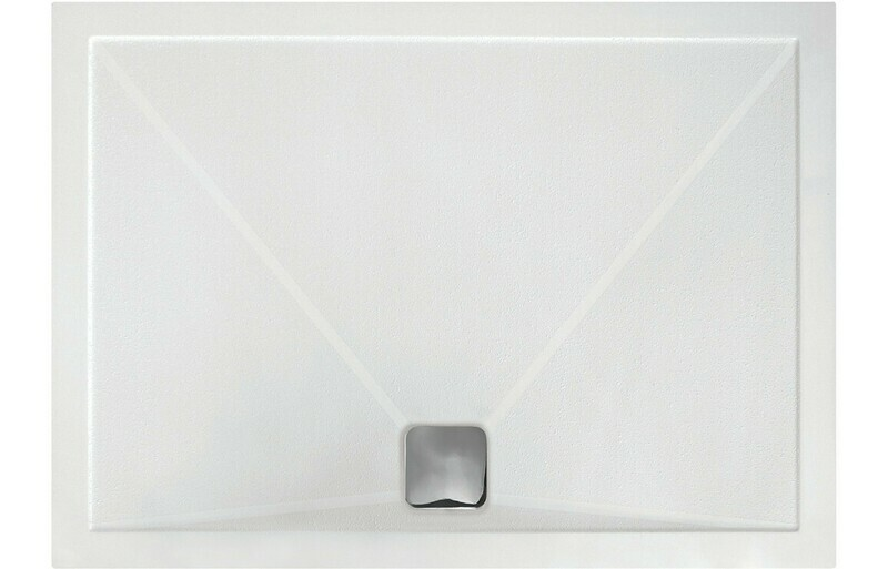 RefleXion 25mm Anti-Slip Ultra-Slim 1700x900mm Rectangle Tray