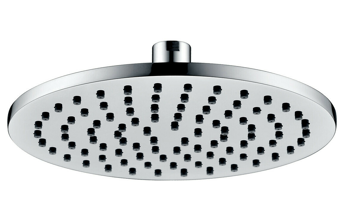 250mm Round Showerhead - Chrome