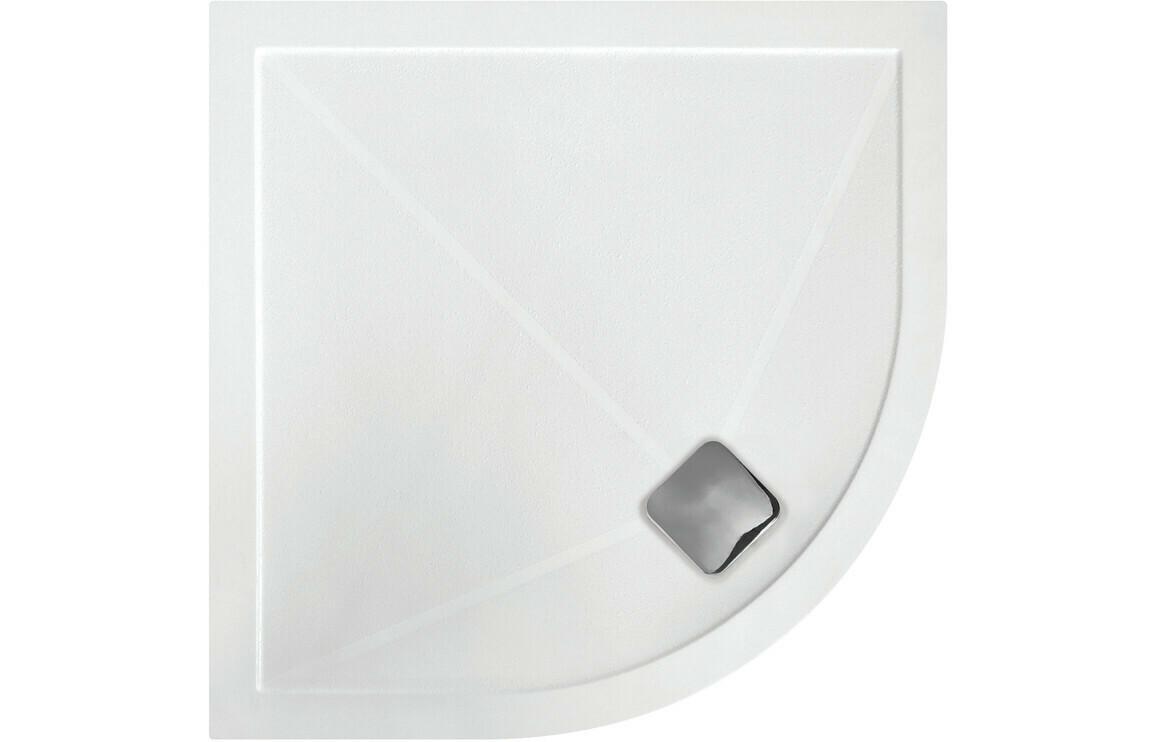 RefleXion 25mm Anti-Slip Ultra-Slim 900mm Quadrant Tray