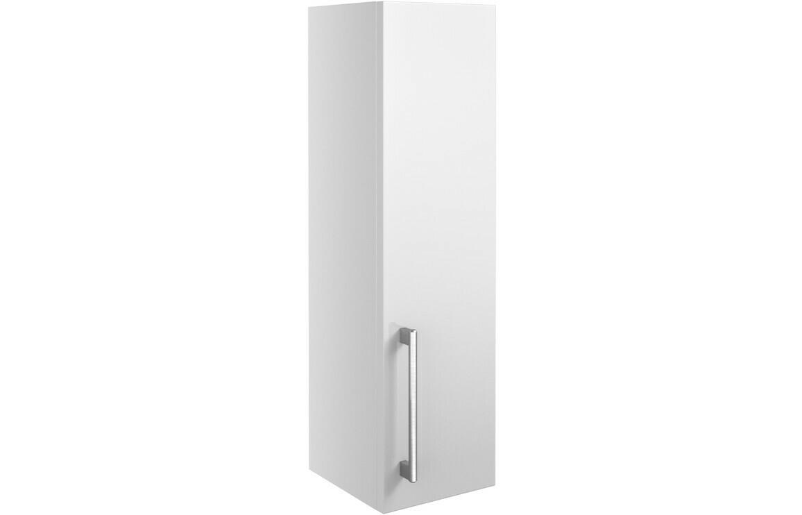 Alba 200mm Wall Unit - White Gloss