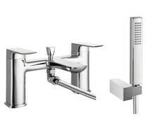 Finissimo Bath Shower Mixer - Shower Kit
