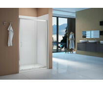 Merlyn Vivid Boost 1100mm Sliding Door