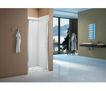 Merlyn Vivid Boost 900mm Pivot Door