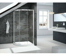 Merlyn Vivid Boost Loft 800mm 2 Door Quadrant