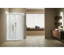 Merlyn Vivid Sublime 1200x800mm 1 Door Quadrant