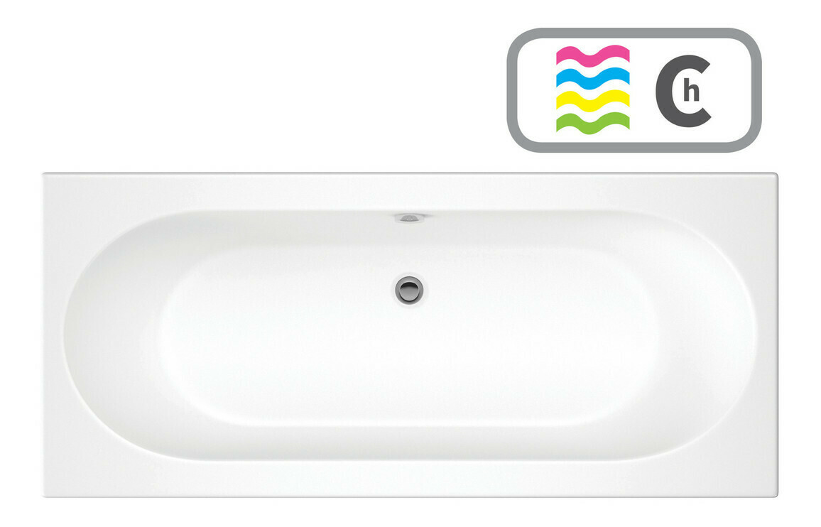 Cascade Double End 1800x800 0TH Bath & Chromatherapy System