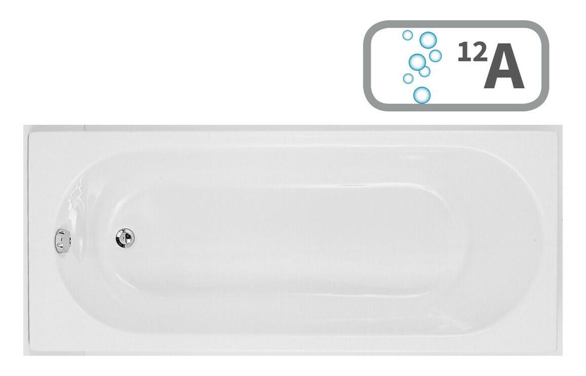 Cascade Single End 1700x700 0TH Bath & Airspa System
