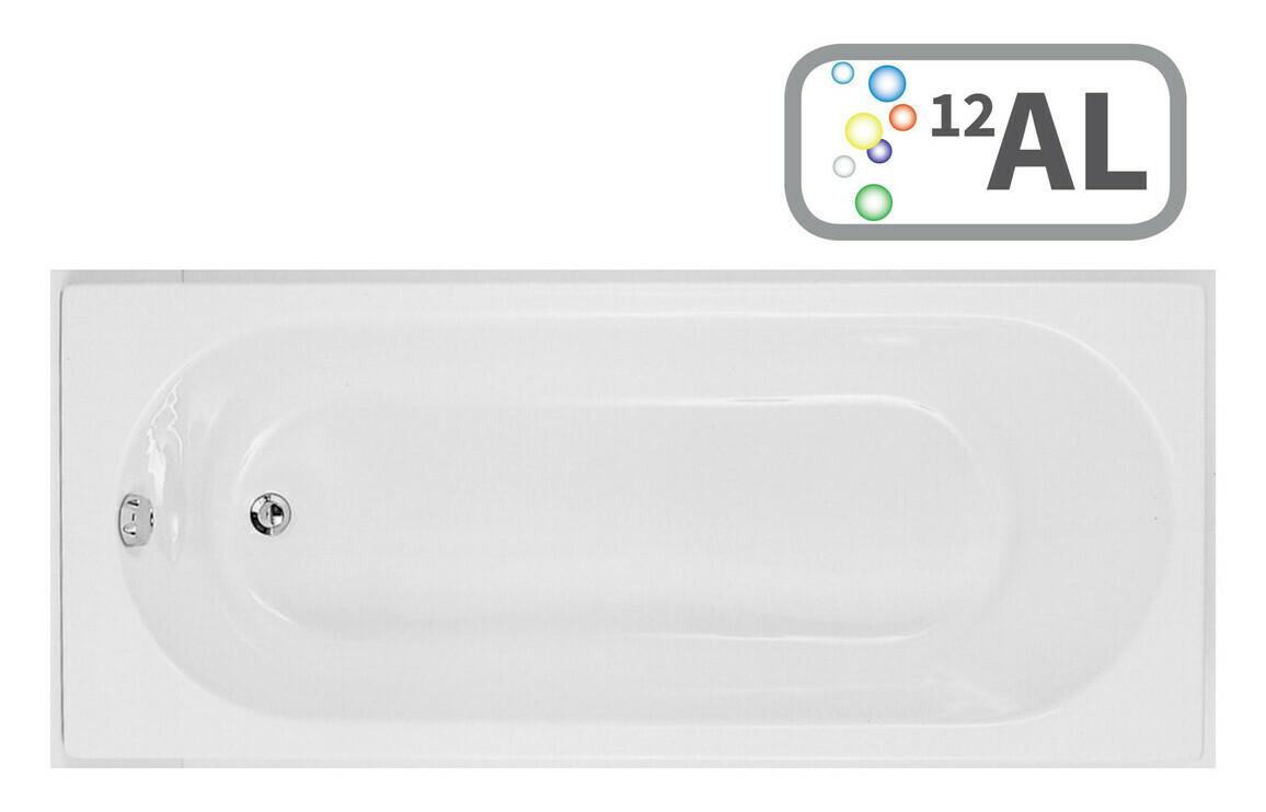 Cascade Single End 1700x700 0TH Bath & Airspa System w/LED