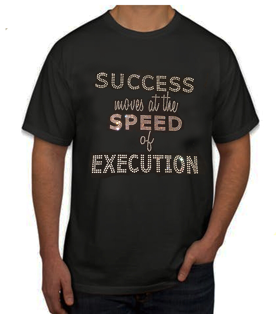 Success T Shirt Front Only