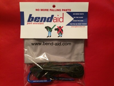 Bend-aid Pant Assist with Hook for Belt Loops