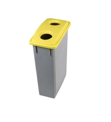 MK2022R Reciklažni polipropilenski spremnik otpada kapaciteta 90 L
