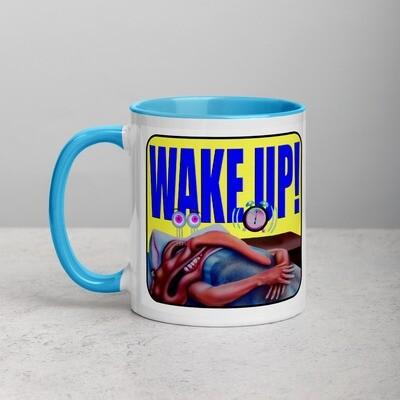 Wake up! Color Inside