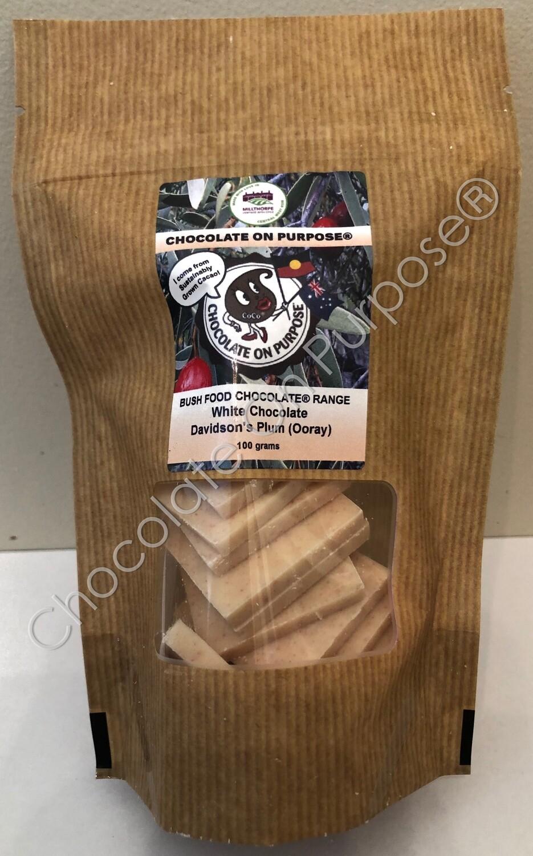 White Chocolate with Davidson's Plum (Ooray)