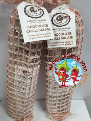 CHILLI Chocolate Salami
