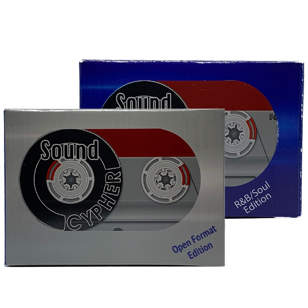 Combo Pack: Open Format & R&B