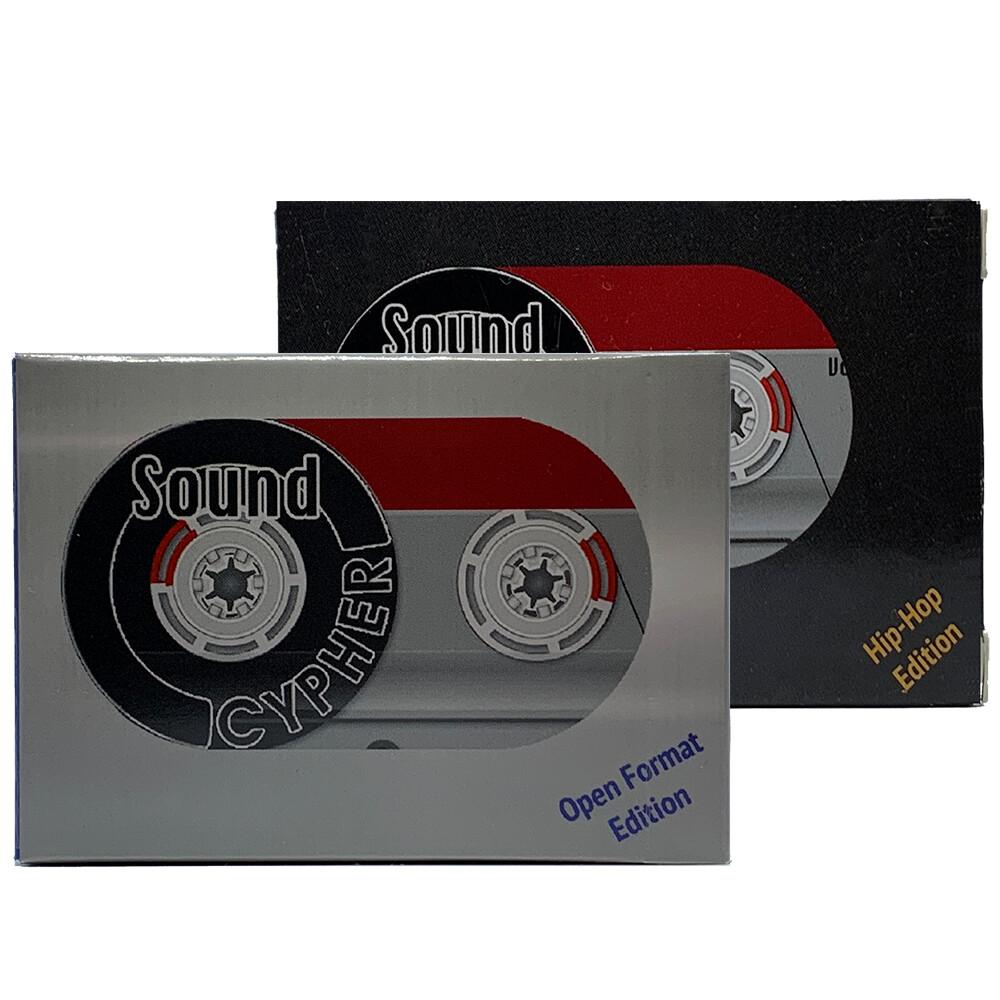 Combo Pack: Open Format & Hip-Hop