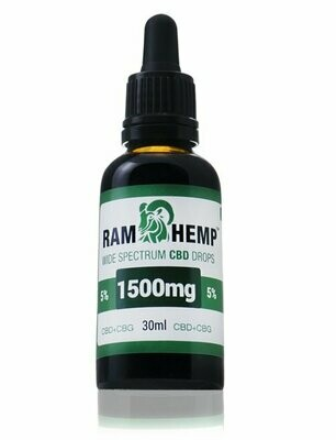 Orvosi Cannabis olaj 5% 30ml 1500mg CBD
