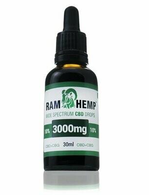 Orvosi Cannabis olaj 10% 30ml 3000mg CBD