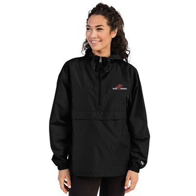 CrossFit Salzburg Embroidered Champion Packable Jacket Women
