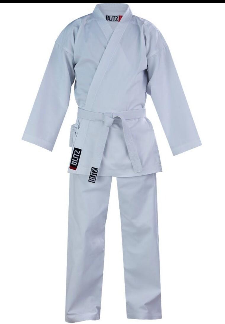 7oz White Karate Gi (Kids)