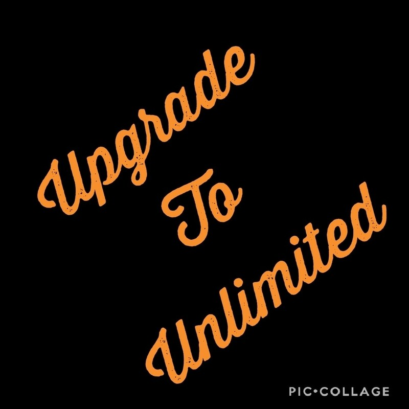 Upgrade to Unlimited Classes