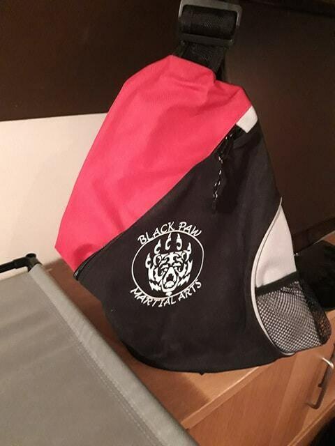 Red Mono Strap Over Shoulder Bag (Limited Stock)