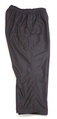 Спортивные брюки большого размера на сетке