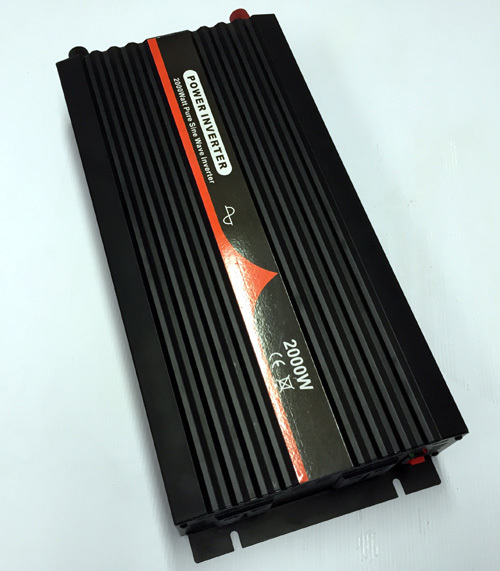 2KW 12 volt pure sine wave inverter