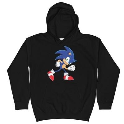 Sonic the hedgehog Kids Hoodie