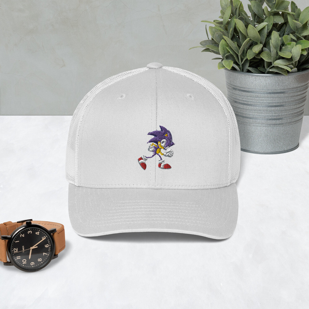 Sonic the hedgehog Trucker Cap