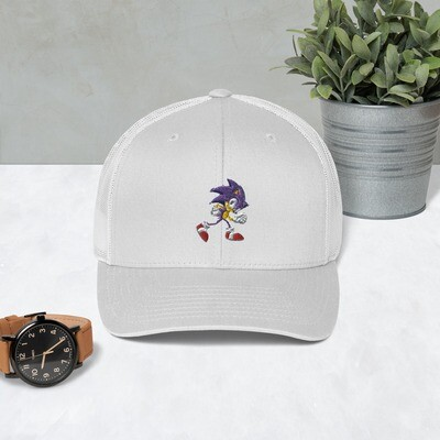 Sonic the hedgehog Trucker Cap