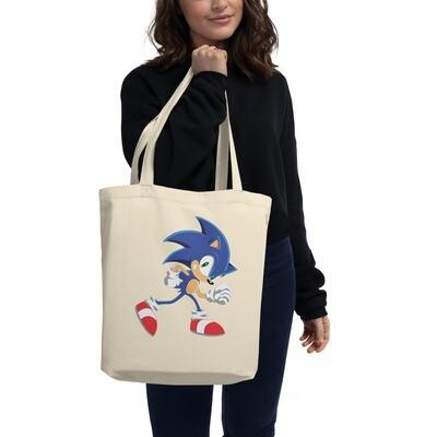 Sonic the hedgehog Eco Tote Bag