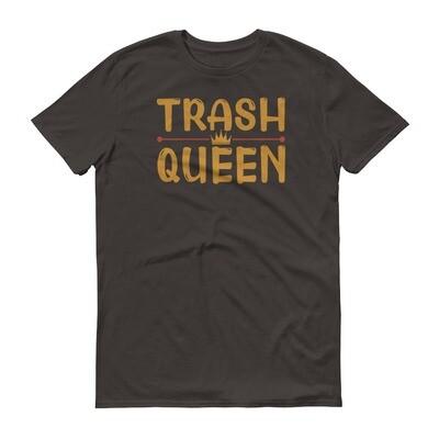 Trash queen Short-Sleeve T-Shirt