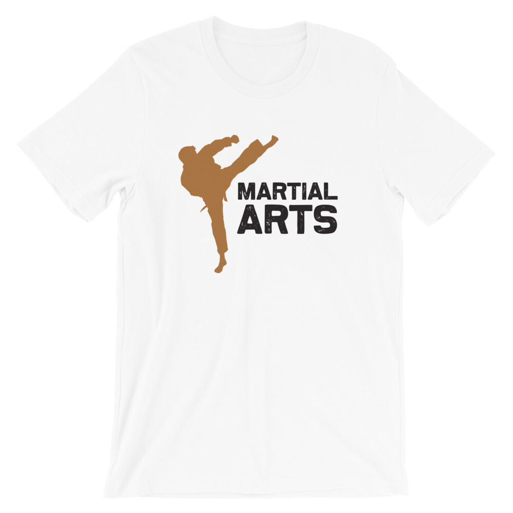 Martial of arts Short-Sleeve Unisex T-Shirt