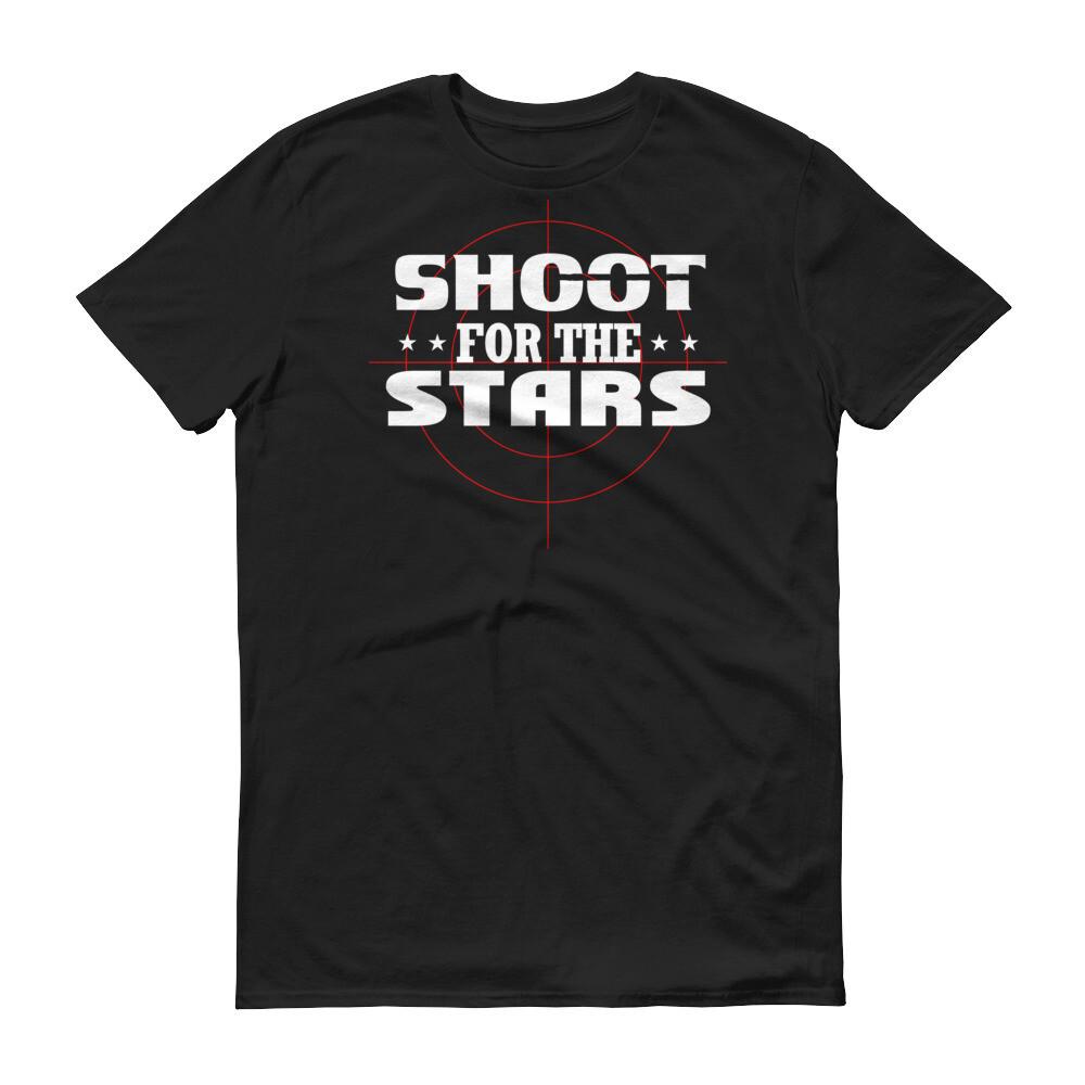 Shoot for the stars Short-Sleeve T-Shirt