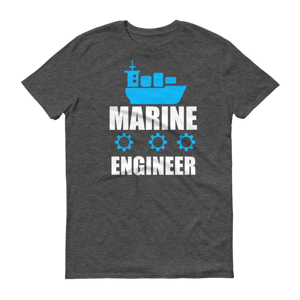 Marine engineer Short-Sleeve T-Shirt