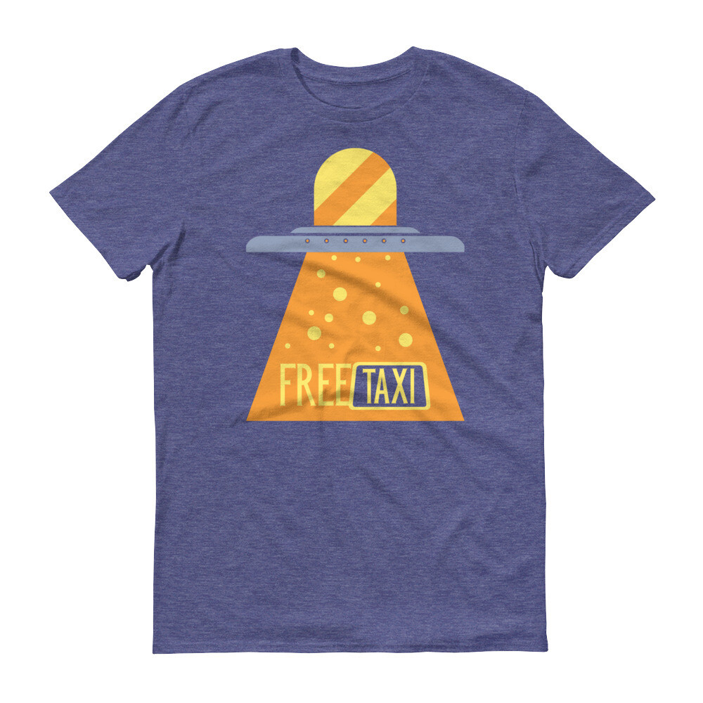 Free taxi space Short-Sleeve T-Shirt
