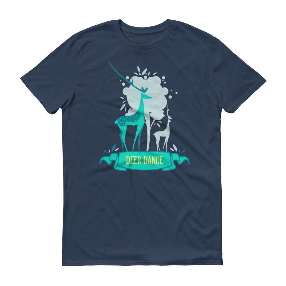 Deer dance Short-Sleeve T-Shirt