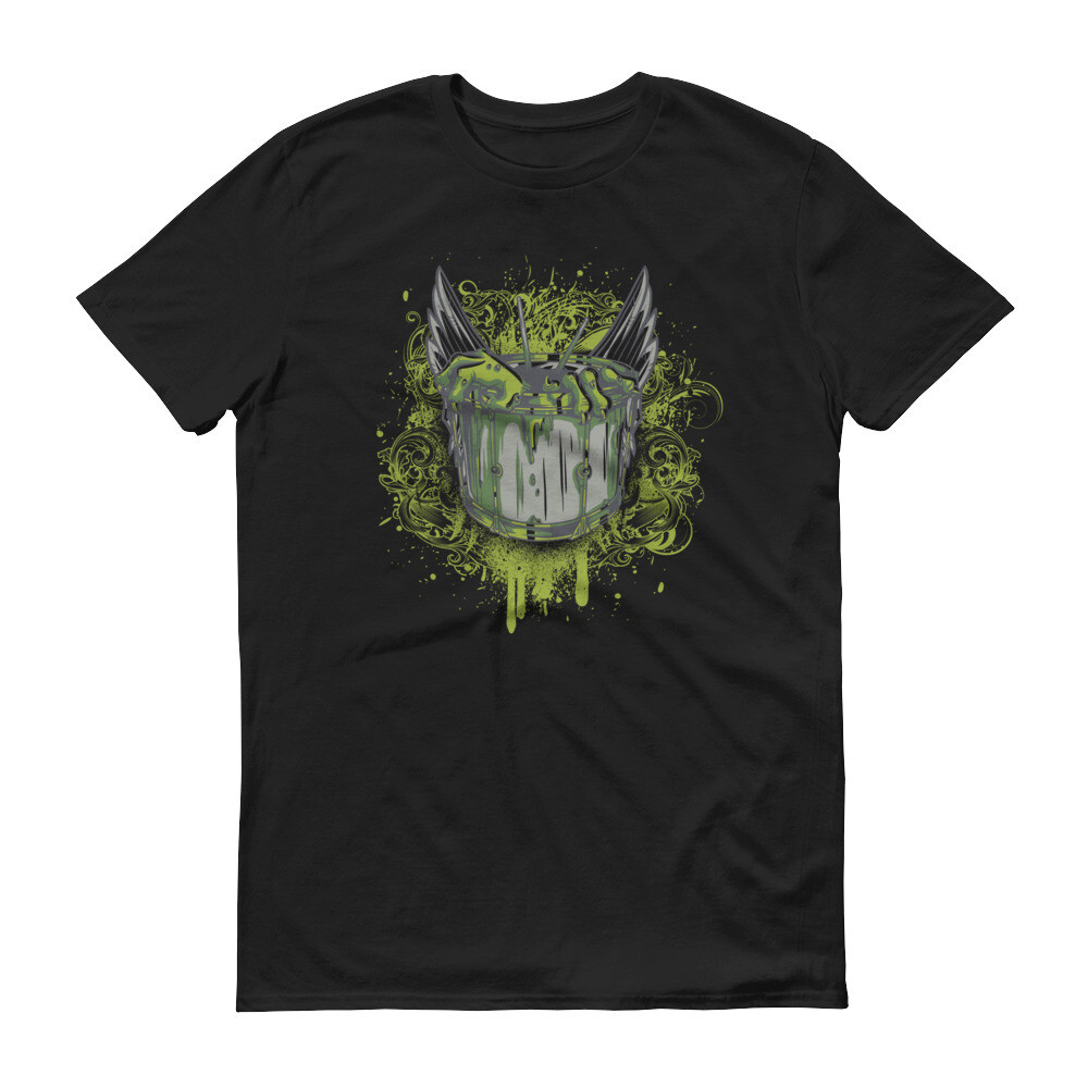 cook wings monster Short-Sleeve T-Shirt