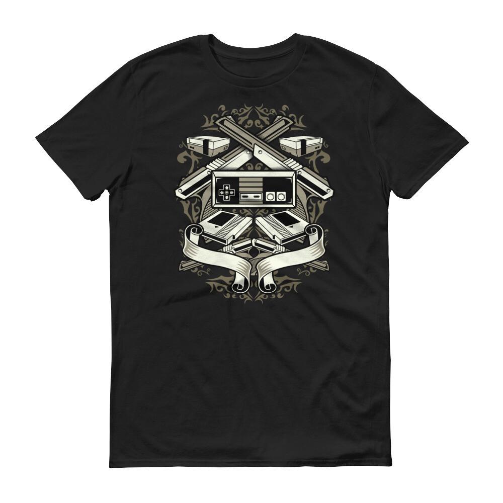 Video games Short-Sleeve T-Shirt