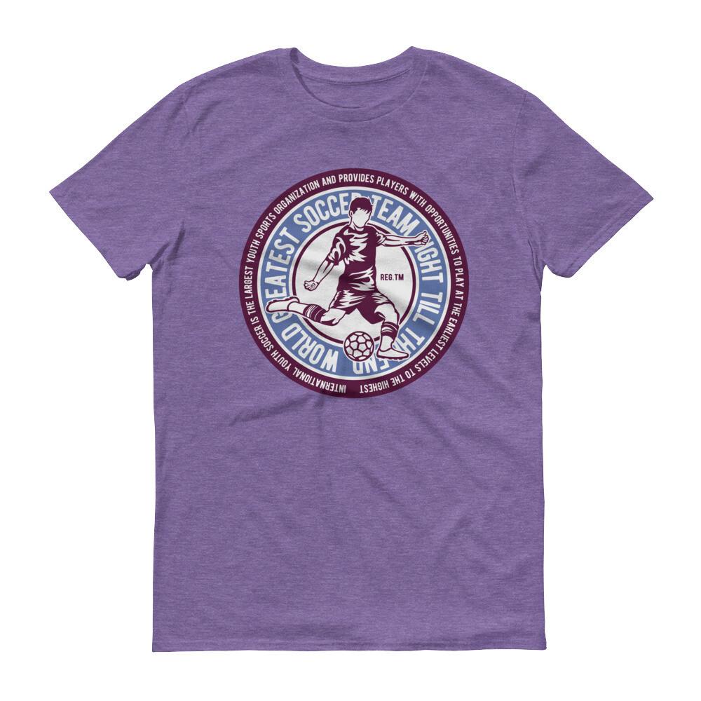 American soccer Short-Sleeve T-Shirt