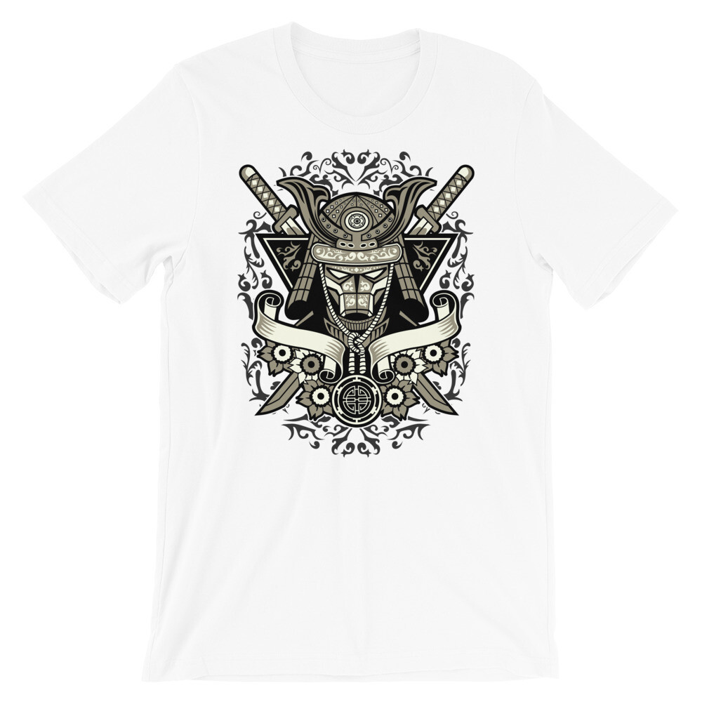 Samurai soldier Short-Sleeve Unisex T-Shirt