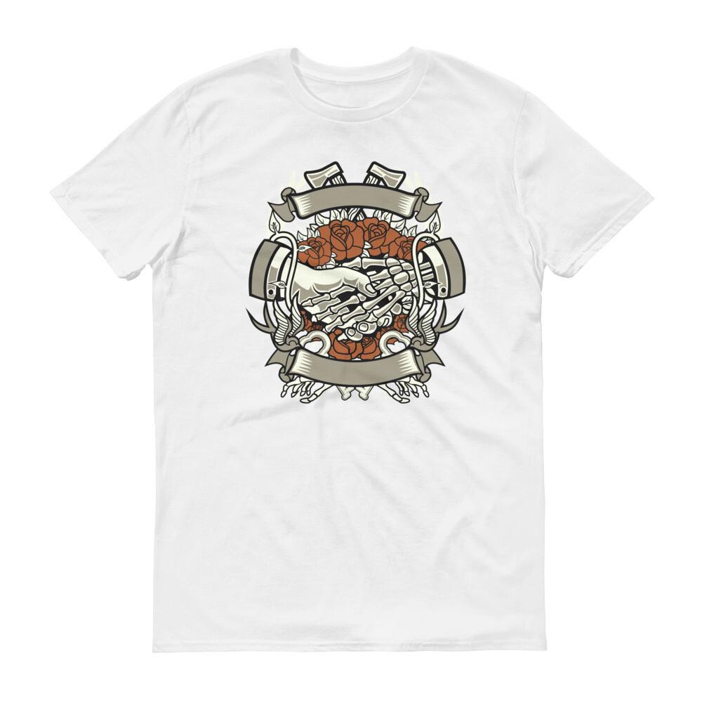 Otherside flower rose Short-Sleeve T-Shirt