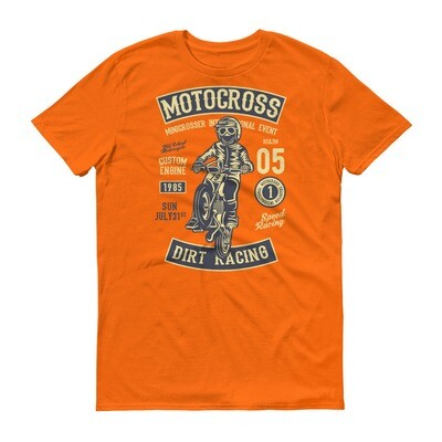Motorcross minicrosser international event dir racing Short-Sleeve T-Shirt