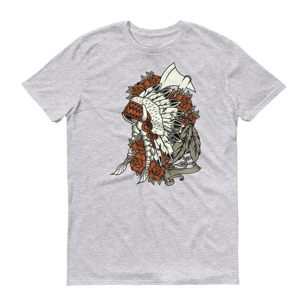 Indian hat Short-Sleeve T-Shirt